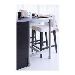 die 25 besten ikea barhocker ideen auf pinterest breakfast island kallax schublade und. Black Bedroom Furniture Sets. Home Design Ideas