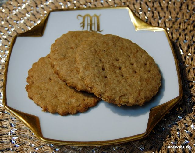 Cardamom Bliss: It's not your mamma's cooking: Cardamom Cookies