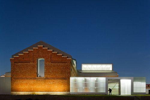 EXIT architects, Eduardo Delgado Orusco — Rehabilitation of former prison of Palencia As Cultural Civic Center