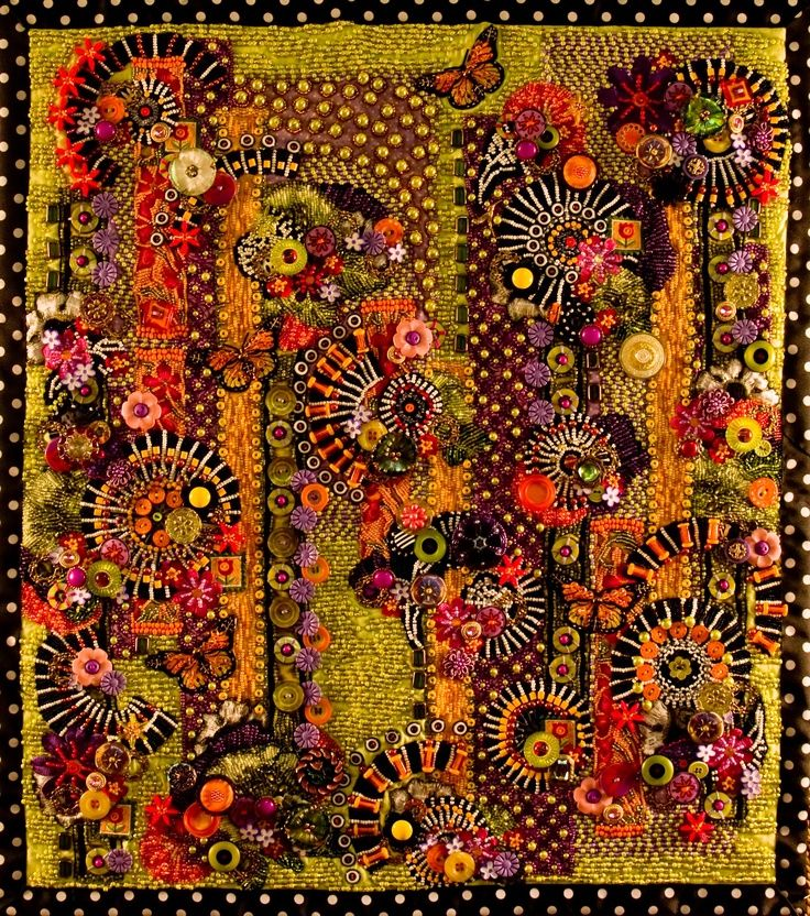 Fiber Art Quilts | ... detail for -Fiber Fantasies » art quilts ... | Quilts need thei