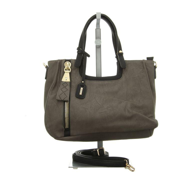 NEU: Rieker Handtaschen H1437-42 - grau kombi -