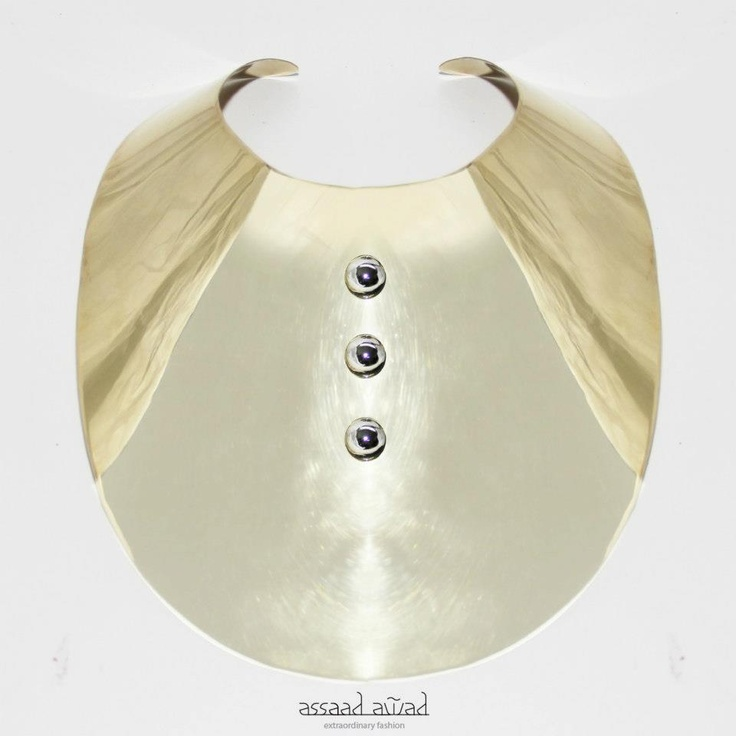 Assaad Awad - Necklace SS12