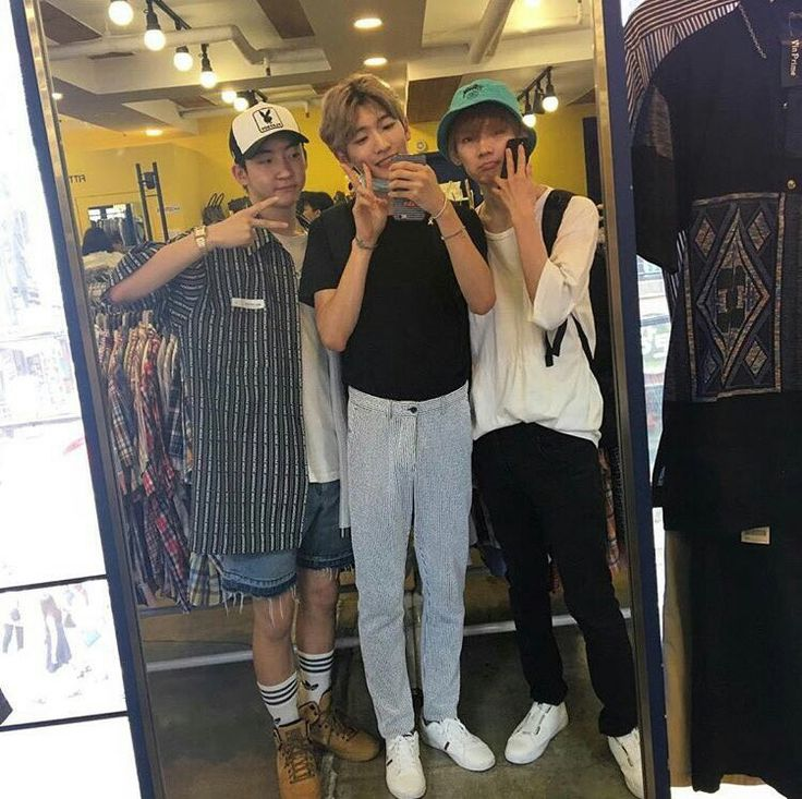 Lee Insoo, Hong Eunki, Takada kenta