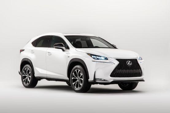 Production 2015 Lexus NX Fully Revealed - Motor Trend