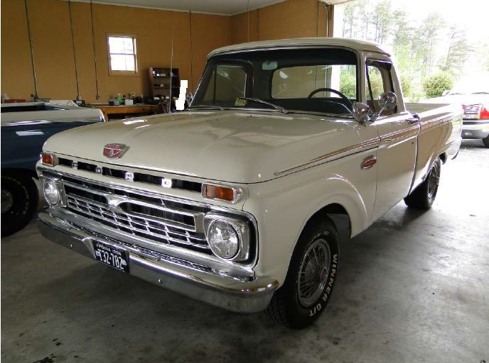 17 Best Images About 1966 Ford Restorations On Pinterest