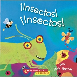 Club Leo_¡Insectos! ¡Insectos!_Dollar Book