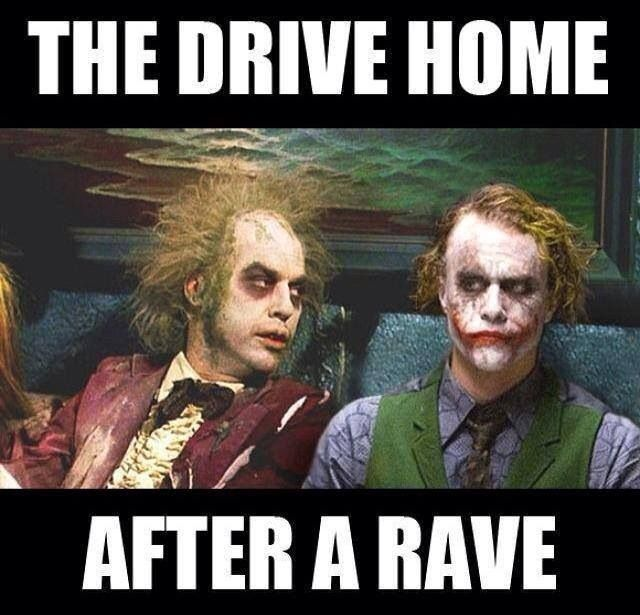 This is so true! #edm #rave                                                                                                                                                     More