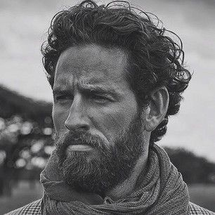 Tremendous 1000 Images About Beards On Pinterest Short Hairstyles Gunalazisus