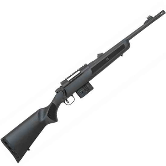 Mossberg MVP Patrol Bolt Action Rifle .308 Winchester/7.62 NATO 16.25 Threaded Medium Bull Barrel 10 Rounds Synthetic Stock Matte Blue 27738...