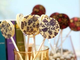 Popcakes, Muscadines y Paletas de chocolate