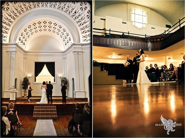 Cherished Ceremonies Weddings Tampa Wedding: Mirror Lake Lyceum, Wedding Ceremony & Reception Venue