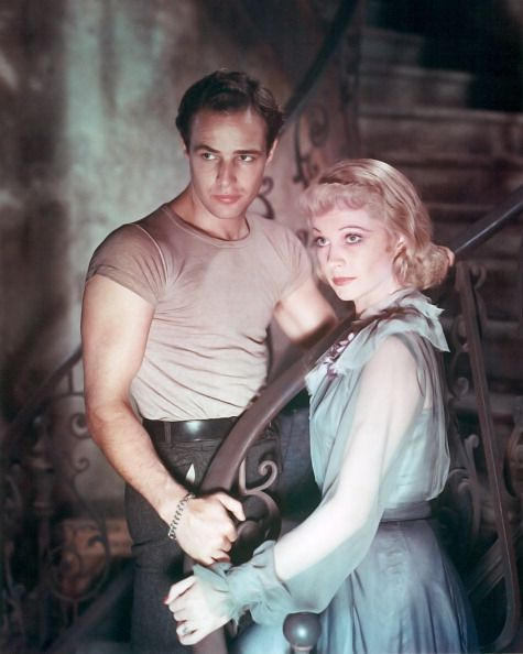 the uncontrollable characters of blanche dubois and stanley kowalski in the play a streetcar named d A streetcar named desire provided the highlight of her career the play was cast with marlon brando as stanley kowalski, karl malden as  blanche dubois.