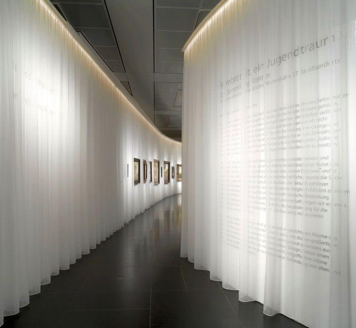 Kremer collection exhibition by Concrete Architectural Associates