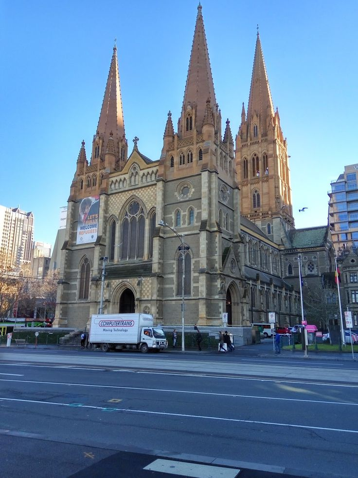 St Paul's Cathedral is an Anglican cathedral in Melbourne. It is the cathedral church of the Diocese of Melbourne and the seat of the A...