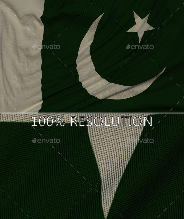 Background Flag of Pakistan