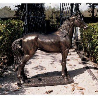 Majestic Horse Sculpture