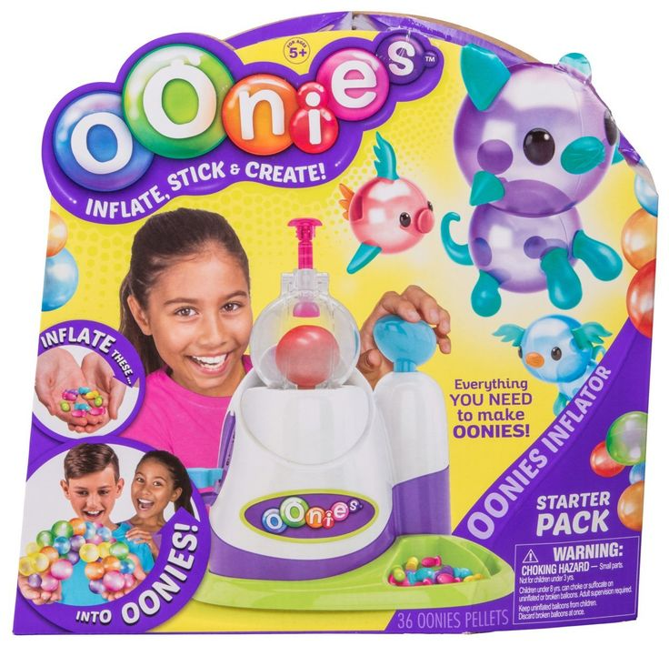Oonies is a perfect Holiday gift, as it gives kids the opportunity to let their imaginations run wild, while creating unique balloon art.