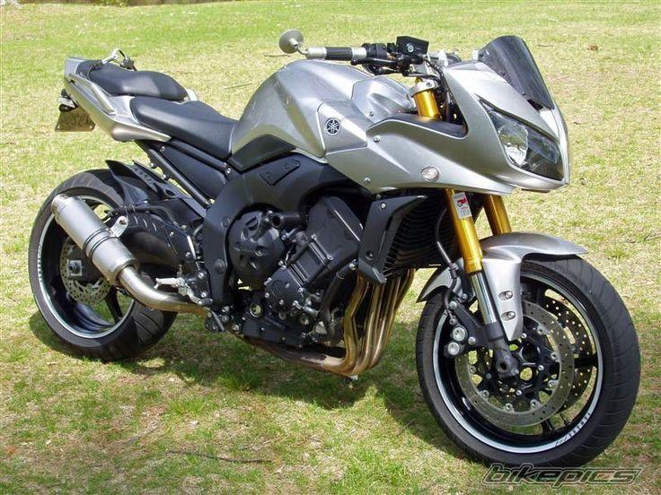 Yamaha fz modified Yamaha, Bike