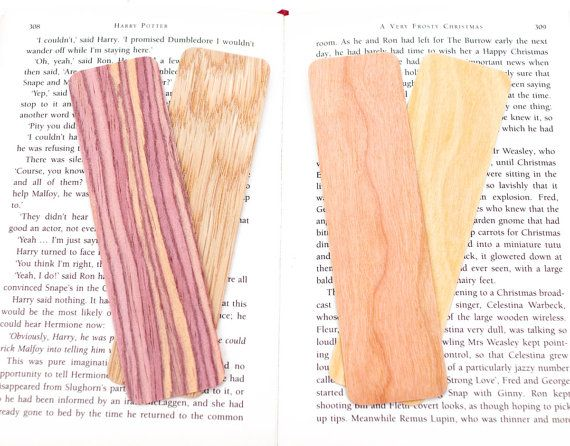 Bookmark Blanks, Wood Bookmark, Blank Bookmarks, 5-Set, Bookmarks, Wooden Bookmark, Wood Book Mark, Unique Bookmark, Wood Blanks by Flexiwood