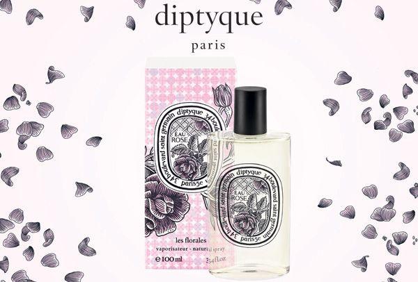 #EauRose di #Diptyque #profumeriaartistica #profumi #arte #lusso