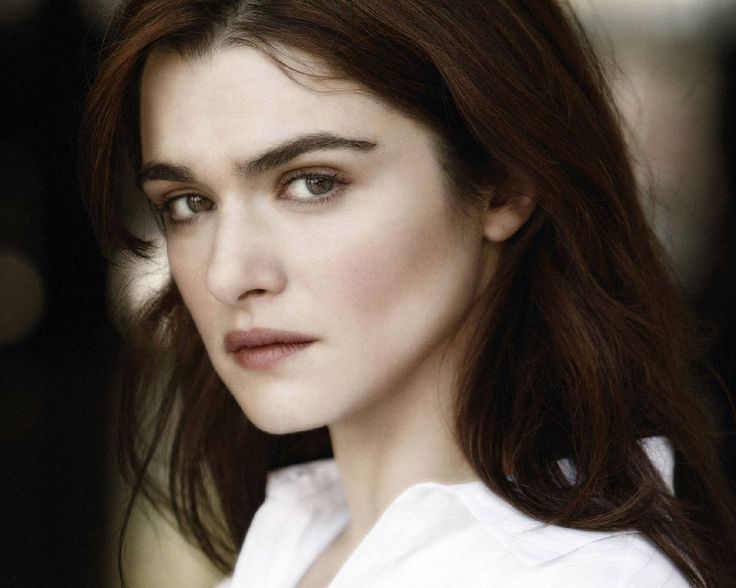 Rachel Weisz, age 42.  Her father was an inventor, George Weisz, from Hungary.  He fled the country before the start of WWII.  Her mother was Austrian, from Vienna.