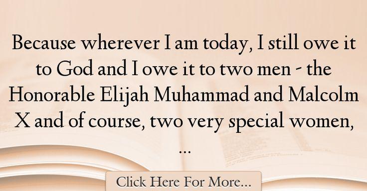 Louis Farrakhan Quotes About God - 28404
