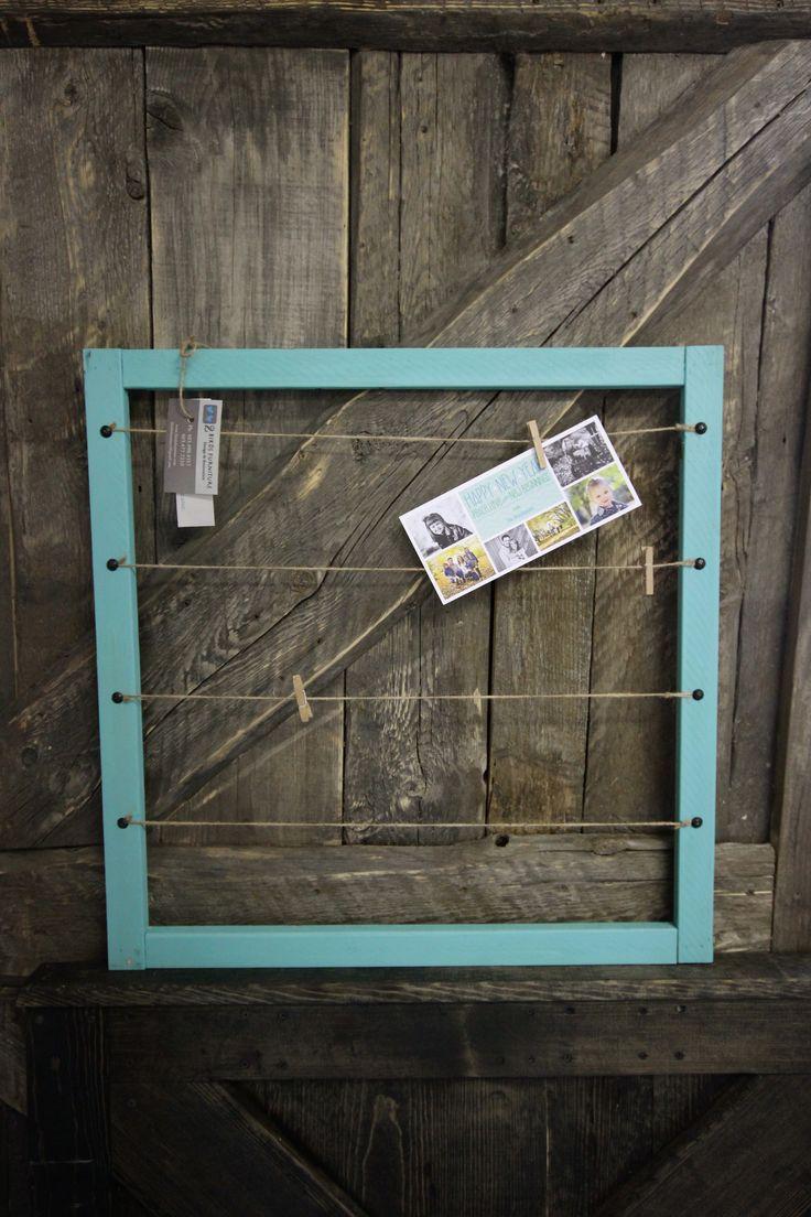 7 besten Barn wood frames and chalkboards! Bilder auf Pinterest ...