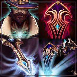 The Sagacious Spellflayer (Custom Ability Icons) - Silencer