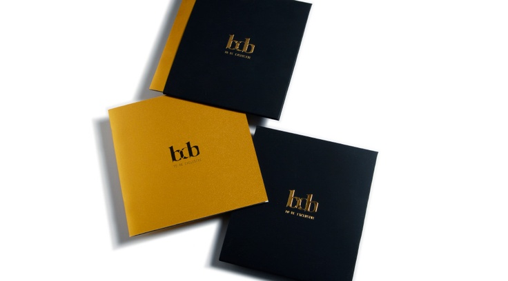 Luxury brochures