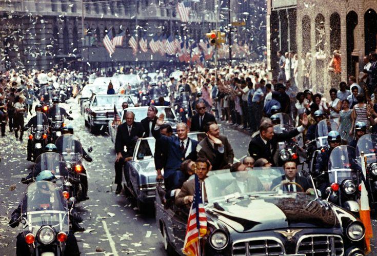 Apollo 11 Parade: Parks Void, Ticker Tape, Apollo 11, Neil Armstrong, Anniversaries Photo, The Cities, Moon Mission, Apollo Moon, Tape Parade