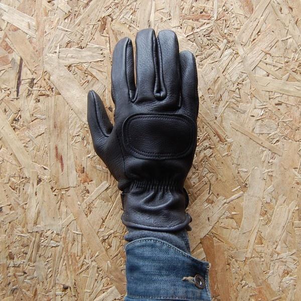how to clean deer skin gloves
