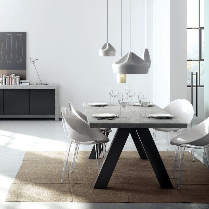 Les Meilleures Idées De La Catégorie Table Extensible Pas Cher - Table carree extensible pas cher pour idees de deco de cuisine