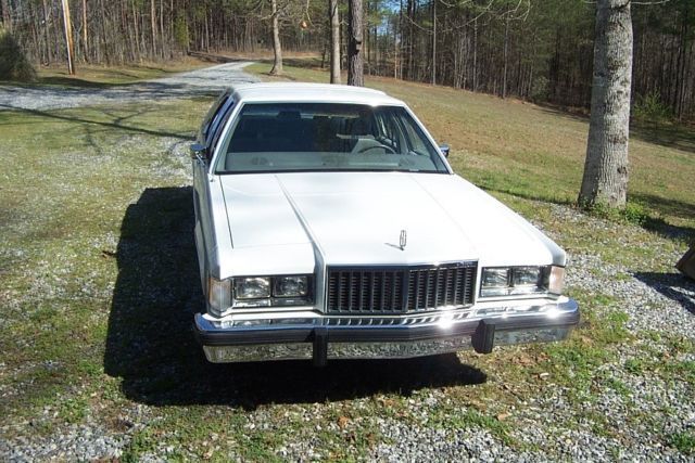 1986 Mercury Grand Marquis, LIKE NEW
