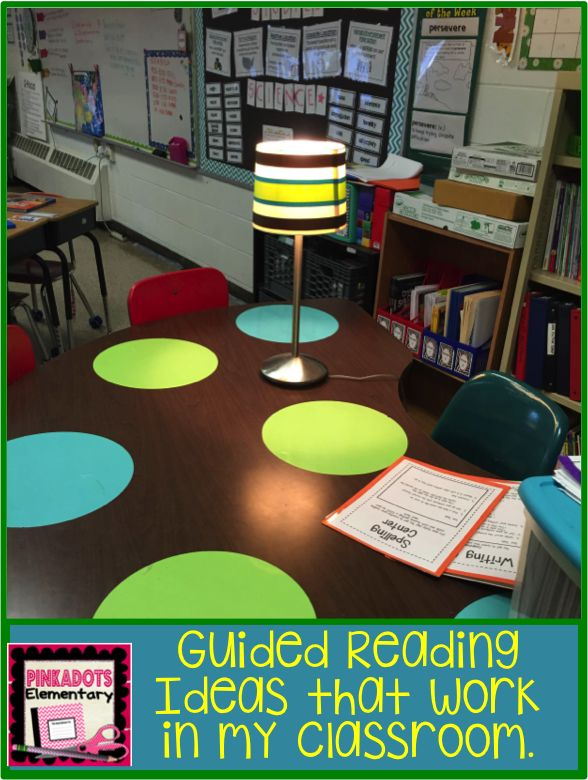 Pinkadots Elementary : Three Strategies to Implement in a Guided Reading Group Using Any Text! Bonus Freebie Included!