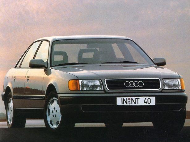 Audi 100 (1990 – 1994).