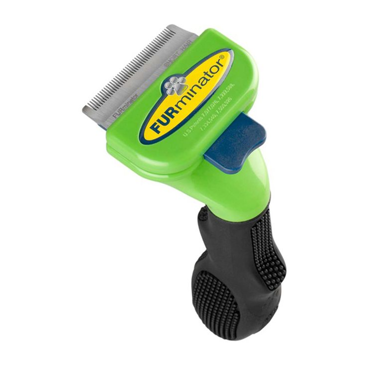 FURminator Dog grooming tools, Pet shed, Dog grooming