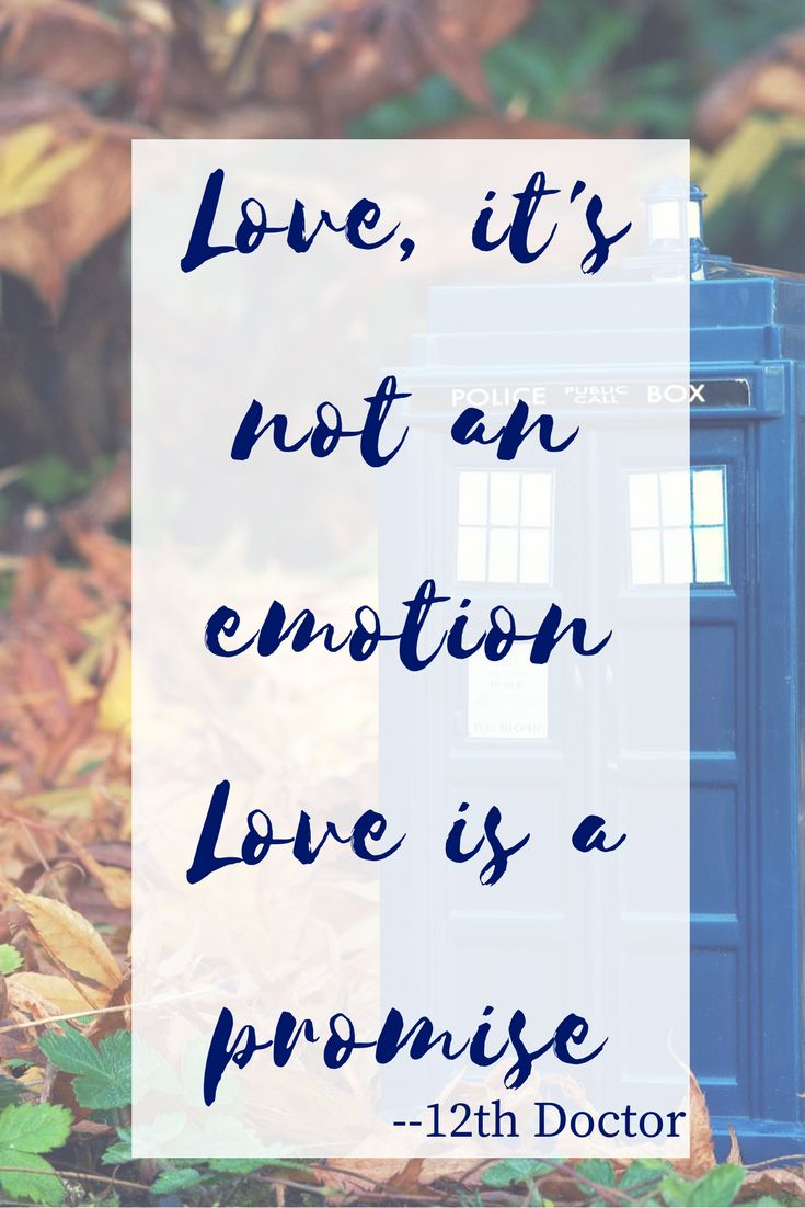 Doctor Who | Doctor Who Quotes | Doctor Who Wedding Ideas | Doctor Who Wedding Themes | Time Lord