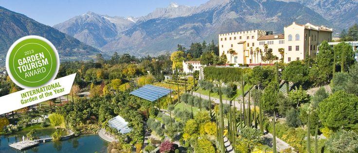 I Giardini di Castel Trauttmansdorff merano
