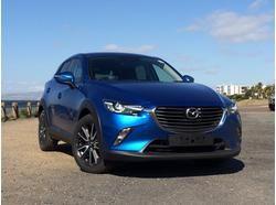 Cheeky CX-3, Mazda's impassioned baby-SUV