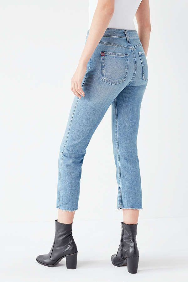 052d992cc9 BDG Kick Flare High-Rise Cropped Jean - Stone Bleach | Urban Outfitters  (size 25)