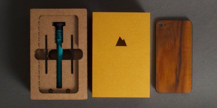 beautiful, simple packaging