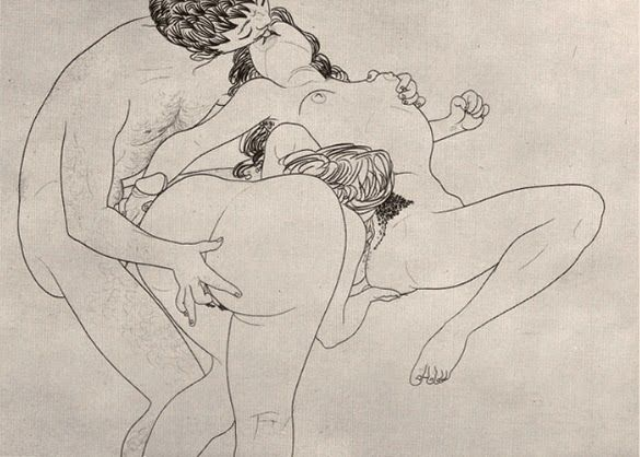 Deserved by cocteau drawing erotic evergreen jean vid!