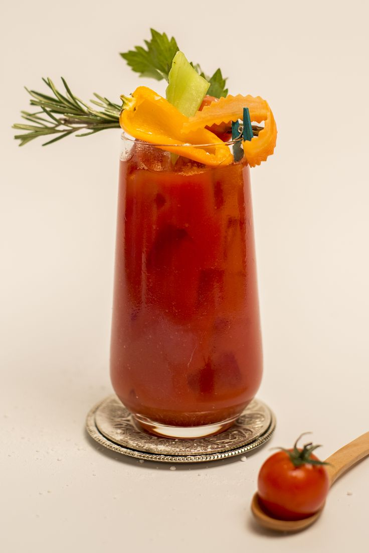 Improved Bloody Mary