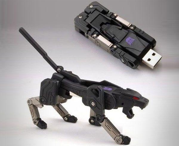 Transformer USB Memory Stick