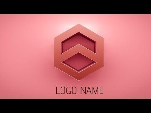 Photoshop Tutorial | How to make 3D Logo Design - YouTube
