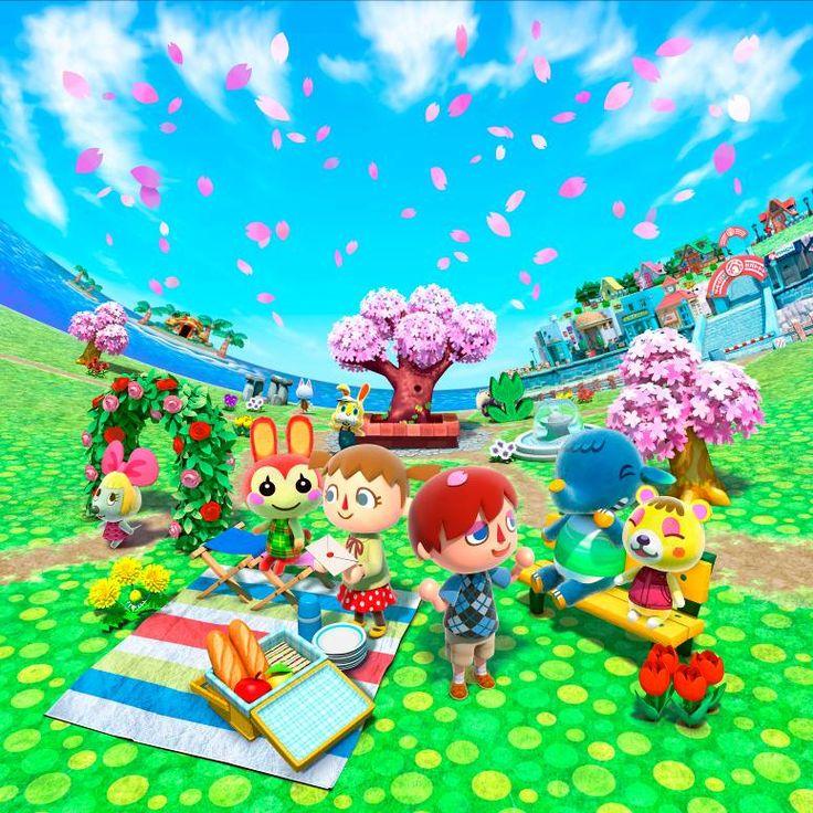 Les joueurs d'Animal Crossing : New Leaf à l'honneur sur le stand Nintendo de la Japan Expo  #JapanExpo #ACNL #AnimalCrossing