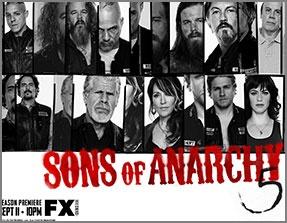 Sons of Anarchy Cast #season5