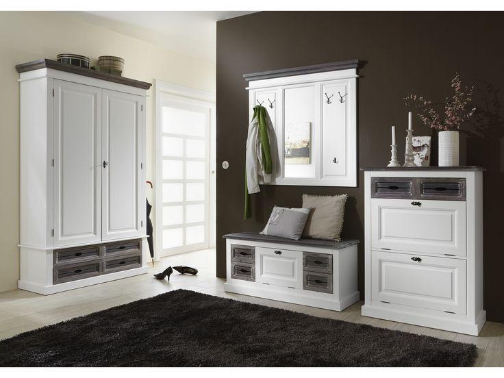 ber ideen zu garderoben set auf pinterest. Black Bedroom Furniture Sets. Home Design Ideas