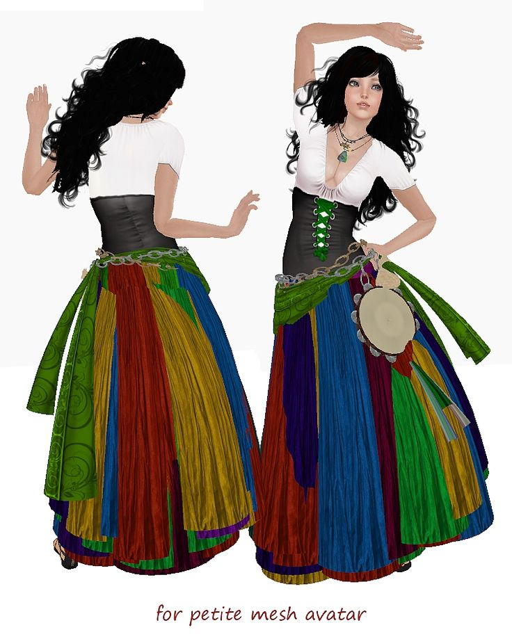 Renaissance Gypsy Clothing | Monthly Archives: April 2012