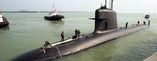 Taiwan to join submarine race